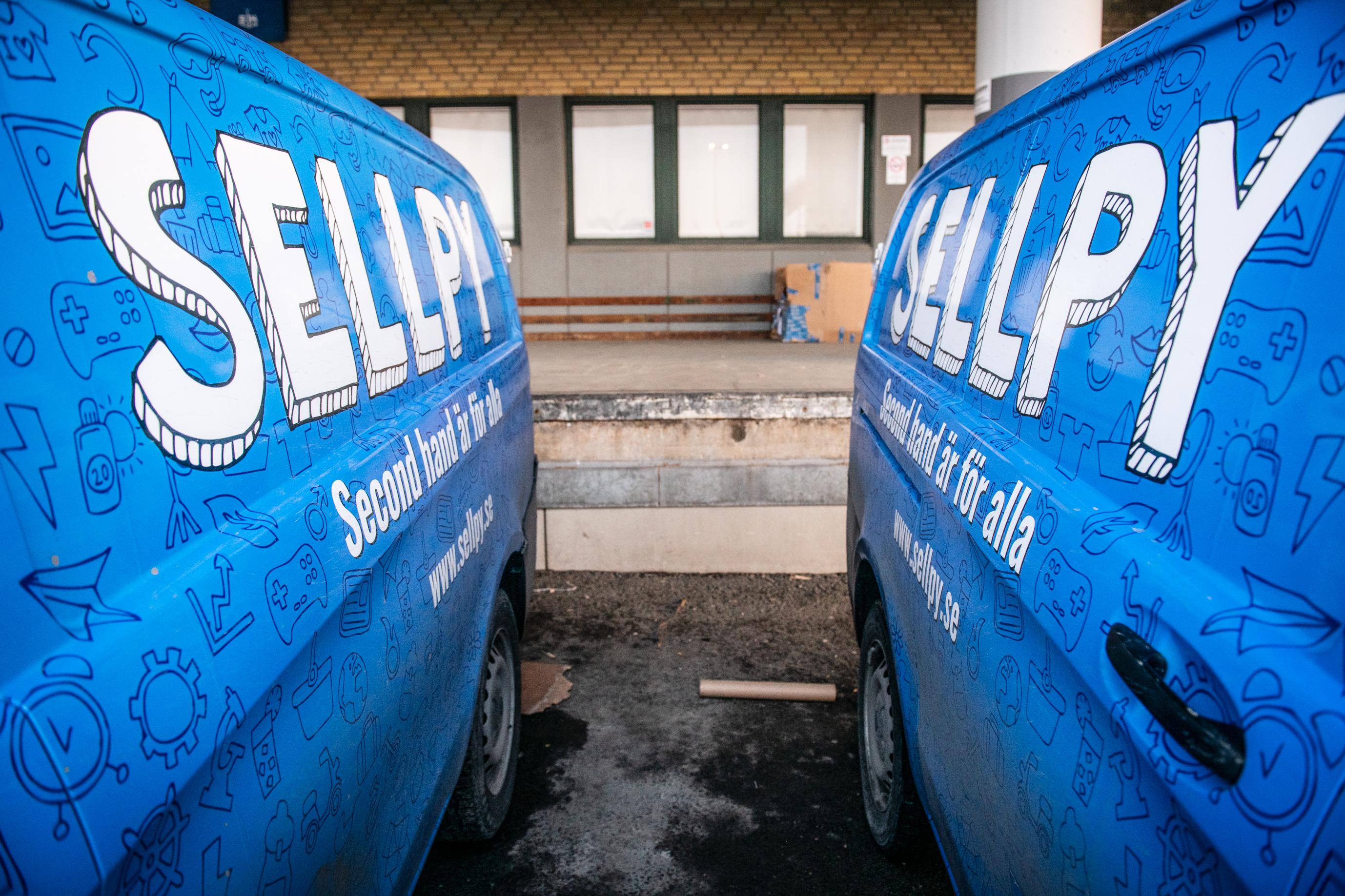 579c324cd120 Söndagsjobbare utan ob på e-företaget Sellpy – Handelsnytt