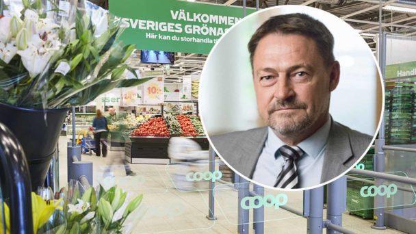 Coopbutik och Per Bardh.