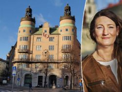 Handels ordförande Susanna Gideonsson.