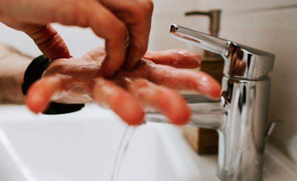 Handtvätt.
